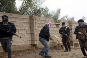 تصویر از تروریست های تکفیری داعش به سوی جنوب کرکوک فرار می کنند