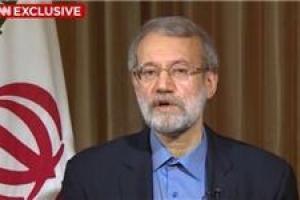 تصویر از لاریجانی: وقتی ایران در جنگ با داعش کمک میکرد، آمریکا کاری نکرد/ سعودیها آنچنان وزنهای نیستند