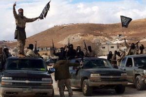 تصویر از حمله خمپارهای داعش به «دیرالزور»/۵ کشته و ۳۵ زخمی