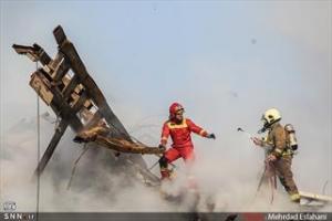 تصویر از نامگذاری یکی از معابر منطقه ۷ به نام شهید آتش نشان حادثه پلاسکو