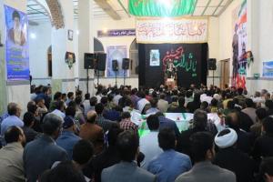 تصویر از سید سیاح: شهدای مدافع حرم، شهدای جهاد در باب تأویل هستند