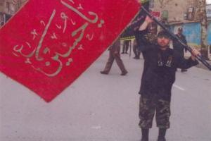 تصویر از آقا جواد از دانشگاه جهاد و شهادت فارغ التحصیل شد