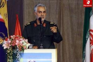 تصویر از سردار سلیمانی: پیروزی عراق متعلق به همه ملتهاست