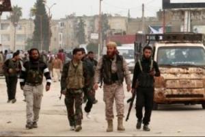 تصویر از آخرین رمق های داعش در نبرد احتمالی دیرالزور