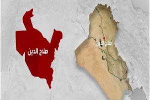 تصویر از بازداشت سه زن داعشی در صلاح الدین عراق+تصاویر