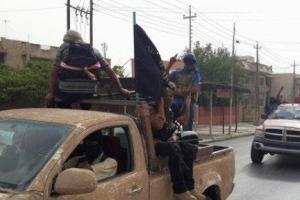 تصویر از داعش ۷ کودک خردسال را در غرب موصل اعدام کرد