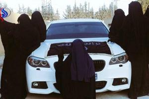 زنان انتحاری داعش همچنان در موصل هستند