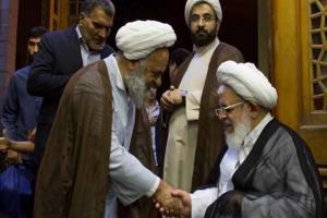تصویر از روایت تصویری از مراسم بزرگداشت سومین شهید محراب در مسجد حظیره یزد