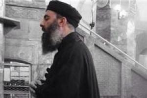 تصویر از ابوبکر البغدادی زخمی شد