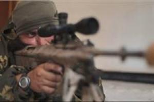 تصویر از رقه؛ آشیانه تکتیراندازان داعش