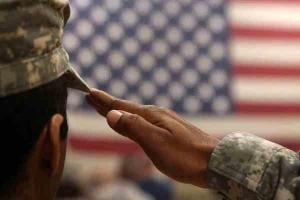 تصویر از یک گروهبان ارتش آمریکا به حمایت از داعش متهم شد