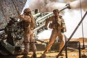 تصویر از جای پای اشغالگران آمریکا در سوریه مستحکمتر شد/ افشای استفاده از گلولههای حاوی «فسفر سفید» +تصاویر ماهوارهای
