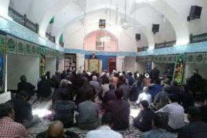 تصویر از امام جمعه ندوشن: استکبار و وهابیت می خواهند شیعه وجود نداشته باشد