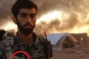 تصویر از راز اتیکت لباس شهید حججی چه بود؟+ عکس