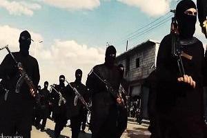 تصویر از حمله داعش به گاومیشهای اهالی دیالی