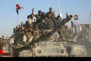 تصویر از سومین روز عملیات آزادسازی تلعفر/ هلاکت سرکردگان ارشد داعش و فرار هزاران نفر از اهالی شهر تلعفر