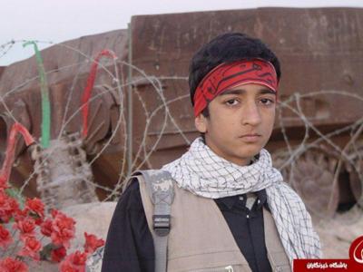 تصویر از برای شهیدی که بیچارهمان کرده است!
