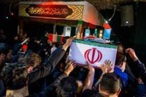 تصویر از مراسم پیشواز کاروان پیادهروی خانواده شهدای مازندرانی به کربلا در بوستان فدک تهران