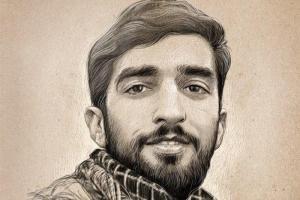 تصویر از توضیحات رسانه جنگی مقاومت درباره انتقال پیکر شهید حججی به ایران