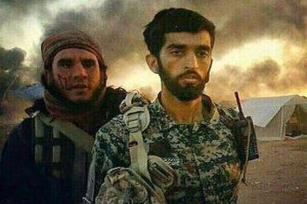 تصویر از نامگذاری معبری در قم به نام «شهید حججی»