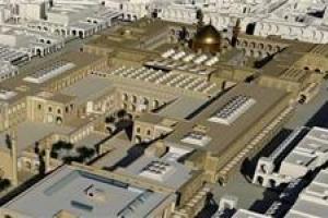 تصویر از رونمایی از درهای صحن حضرت زهرا(س)/ ارسال ۵۱۱ چارچوب و ۸۴۸ باب در و پنجره به نجف تاکنون