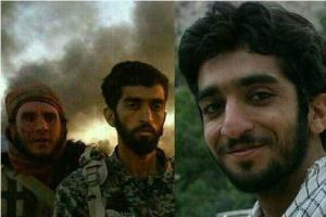 تصویر از دری نحفآبادی شهادت «عضو افتخار آمیز سپاه» را تسلیت گفت