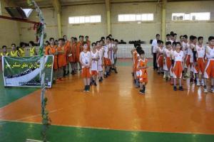 تصویر از مسابقه چهار جانبه بسکتبال در سرعین برگزار شد+نتایج و عکس
