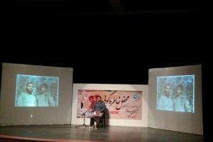 تصویر از محفل خاطره گویی آزادگان در حوزه هنری لرستان برگزار شد