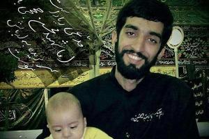 تصویر از هنرمندی مداحان در وصف شهید حججی