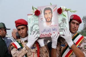 تصویر از تصاویر/ استقبال از شهدای گمنام در بوشهر