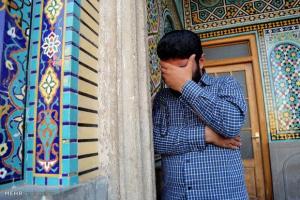 تصویر از فیلم لحظه شهادت شهید مدافع حرم احمد غلامی