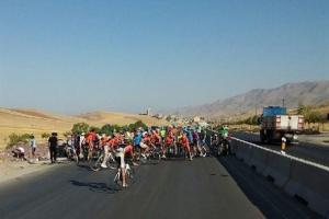 تصویر از گزارش تصویری برگزاری لیگ دوچرخهسواری کشور در نهاوند
