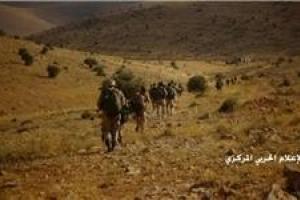 تصویر از دستاوردهای هفته اول عملیات مقاومت در مرز لبنان-سوریه
