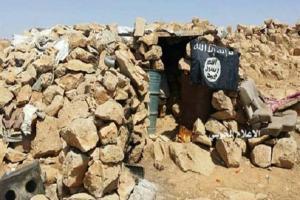 تصویر از پاکسازی بخش شمالی قلمون توسط حزبالله+ تصاویر و نقشه