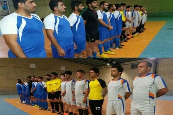 تصویر از برگزاری نخستین دوره مسابقات بسکتبال/ آغاز مسابقات فوتسال یادواره شهید حججی در لالی