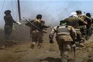 تصویر از نقش مهم نیروهای «الحشد الترکمانی» در حمله به مرکز شهر «تلعفر»