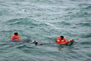 تصویر از اجساد دو بردار غرق شده «اندیکایی» از آب گرفته شد