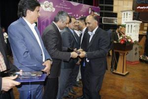 تصویر از آبفا روستایی هرمزگان رتبه نخست جشنواره شهید رجایی کسب کرد