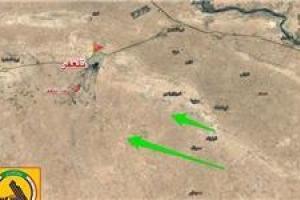 تصویر از پنج روز عملیات تلعفر؛ ۳۰۰ داعشی کشته و آزادی ۳۱ منطقه