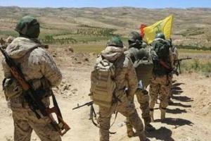 تصویر از پیشروی چشمگیر ارتش سوریه و حزبالله در جنگ علیه داعش در قلمون غربی