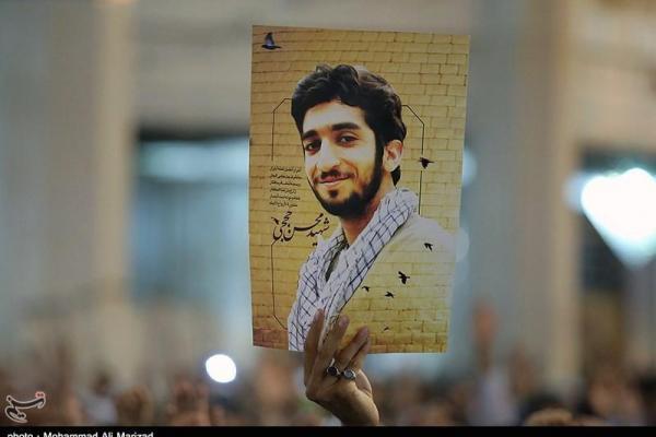 """تصویر از روایت جوانی که """"شهید حججی"""" او را متحول کرد/ برای بازگشت پیکر شهید تلاش میکنیم"""