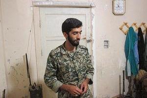 تصویر از جزئیات تحویل پیکر شهید حججی به نیروهای مقاومت/ آزمایش دی ان ای از پیکر شهدا در صحرای سوریه