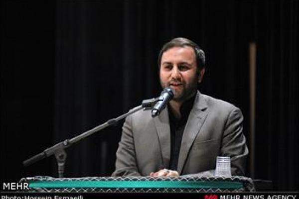 تصویر از سخنان پیرهادی در صحن علنی شورا در وصف شهید حججی