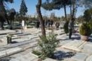 تصویر از گزارشی از معضل «سرقت در قبرستان»