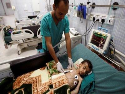 تصویر از افزایش شمار قربانیان وبا در یمن به ۲۱۱۰ مورد