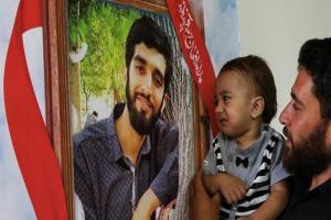 تصویر از ابراز همدردی کودکانی ایران با فرزند شهید حججی/علی کوچولو، ماخواهران و برداران توئیم