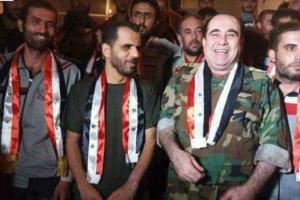 تصویر از ۳۱ سرباز سوری از اسارت داعش آزاد شدند