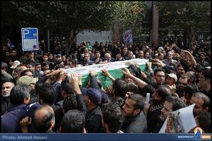 تصویر از تصاویر/ باز بوی شهیدان در مشهد
