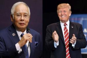 تصویر از نخست وزیر مالزی: دشمن آمریکا، دشمن مالزی است