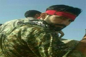تصویر از شهیدی که خبر شهادتش را خودش آورد
